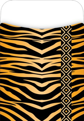 Africa - Tiger Library Pockets  -