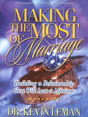 Making The Most Of Marriage Workbook  - Slightly Imperfect  -