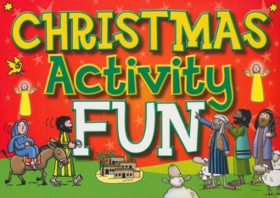 Christmas Activity Fun  -     By: Tim Dowley