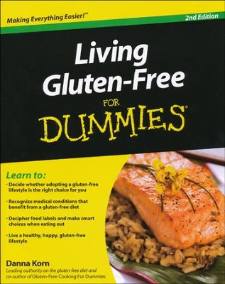 Living Gluten-Free for Dummies   -     By: Danna Korn