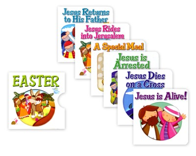 Candle Library, Easter  -     By: Karen Williamson