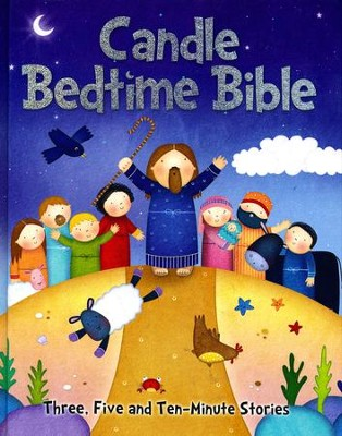 Candle Bedtime Bible  -     By: Karen Williamson
