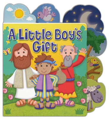 A Little Boy's Gift  -     By: Karen Williamson