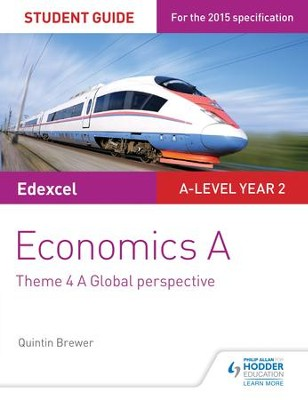 Edexcel Economics A Student Guide: Theme 4 A global perspective / Digital original - eBook  -     By: Quintin Brewer