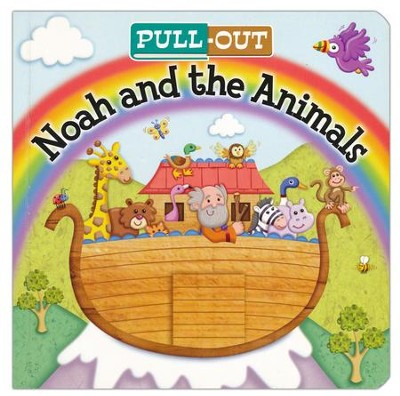 Pull Out Noah and the Animals  -     By: Josh Edwards