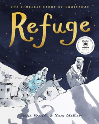 Refuge / Illustrated - eBook  -     By: Anne Booth     Illustrated By: Sam Usher