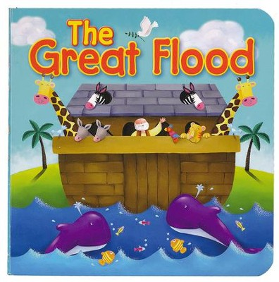 The Great Flood  -     By: Juliet David, Jo Parry