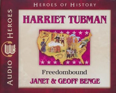 Harriet Tubman: Freedombound   -     By: Janet Benge, Geoff Benge
