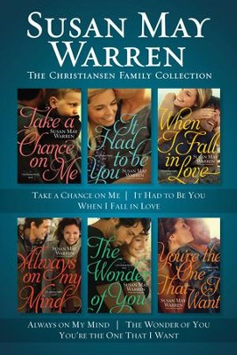 The Christiansen Family Collection - eBook  -     By: Susan May Warren