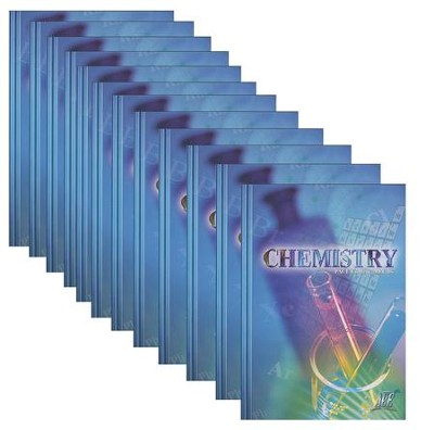 Chemistry DVD Set (DVDs 1121-1132) Grade 11  -