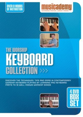 The Worship Keyboard Collection   -