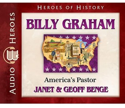 Billy Graham  -     By: Janet Benge, Geoff Benge