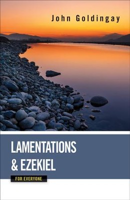 Lamentations and Ezekiel for Everyone - eBook  -     By: John Goldingay