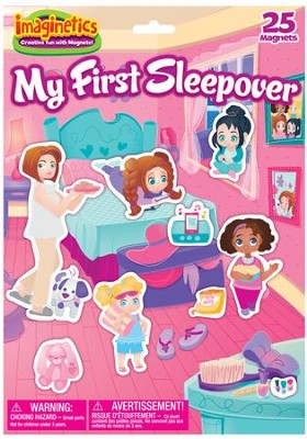 Imaginetics, My First Sleepover  -