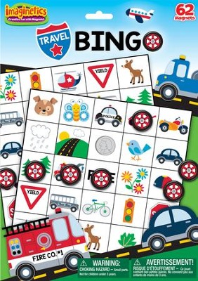 Imaginetics, Travel Bingo  -