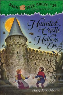 Magic Tree House #30: Haunted Castle Hallow's  -     By: Mary Pope Osborne     Illustrated By: Sal Murdocca