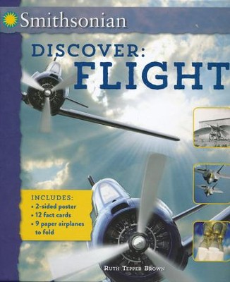 Smithsonian Discover: Flight  -     By: Ruth Brown