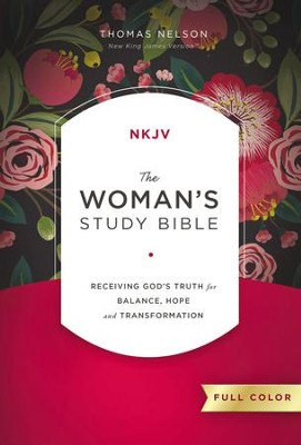 The NKJV, Woman's Study Bible, Fully Revised, Full-Color, Ebook: Receiving God's Truth for Balance, Hope, and Transformation - eBook  -     Edited By: Dorothy Patterson
