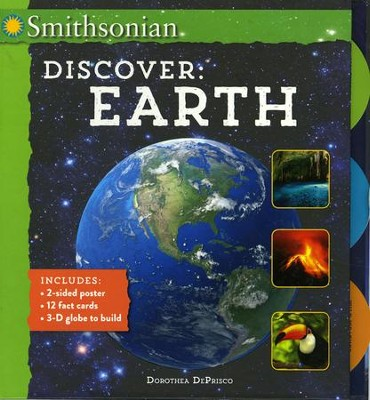 Smithsonian Discover: Earth  -     By: Dorothea DePrisco