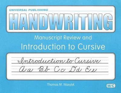 Original Handwritting: Intro to Cursive (Book MC, Grade 2)  -     By: Thomas M. Wasylyk