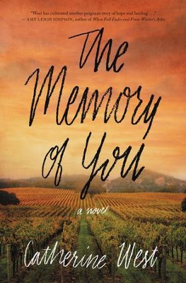 The Memory of You - eBook  -     By: Catherine West