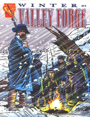 Winter at Valley Forge  -
