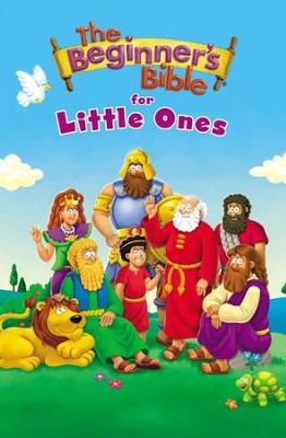 The Beginner's Bible for Little Ones - eBook  -     By: Zondervan