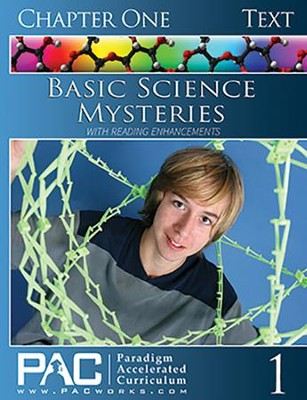 Basic Science Mysteries Student Text, Chapter 1   -