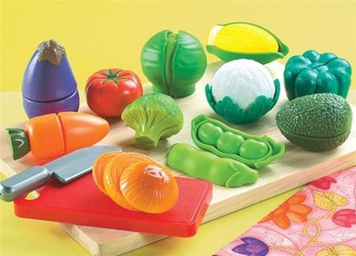 Peel 'N' Play Veggies  -