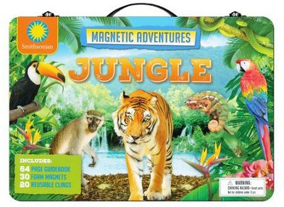 Smithsonian Magnetic Adventures: Jungle  -     By: Emily Oachs