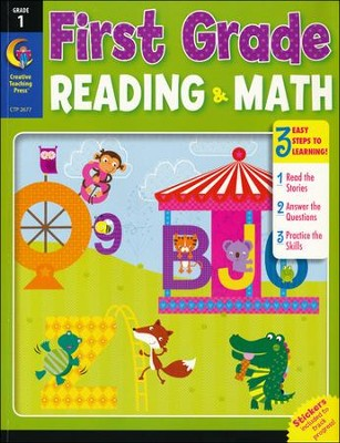 First Grade Reading & Math   -