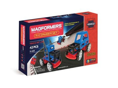 Magformers RC Cruisers, 42 Pieces  -