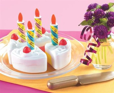 Happy Birthday Cake Set  -