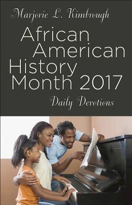 African American History Month Daily Devotions 2017 - eBook  -     By: Marjorie L. Kimbrough