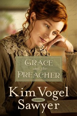 Grace and the Preacher: A Novel - eBook  -     By: Kim Vogel Sawyer