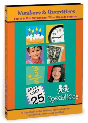 Numbers & Quantities, DVD   -