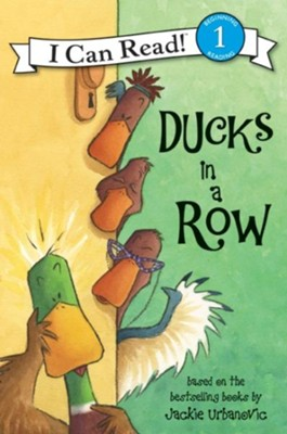 Ducks in a Row  -     By: Jackie Urbanovic     Illustrated By: Joe Mathieu