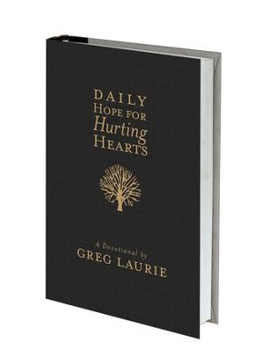Daily Hope for Hurting Hearts  -     By: Greg Laurie