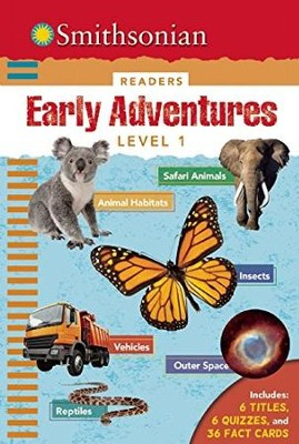 Smithsonian Readers: Early Adventures Level 1  -     By: Brenda Scott-Royce, Ruth Strother, Emily Oachs
