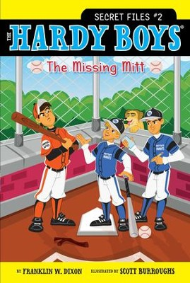 The Missing Mitt - eBook  -     By: Franklin W. Dixon