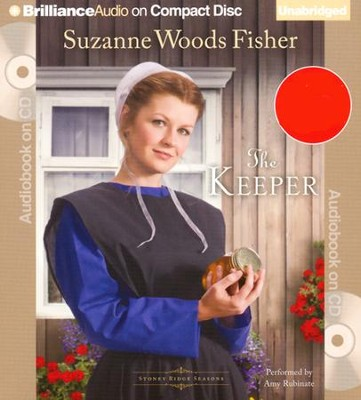 #1: The Keeper Unabridged Audiobook on CD  -     By: Suzanne Woods Fisher, Amy Rubinate