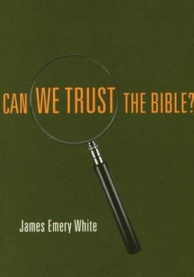 Can We Trust the Bible? Booklets, 5-Pack   -     By: Dr. James Emery White Ph.D.