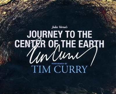 Journey to the Center of the Earth - unabridged audio book on CD  -     Narrated By: Tim Curry     By: Jules Verne