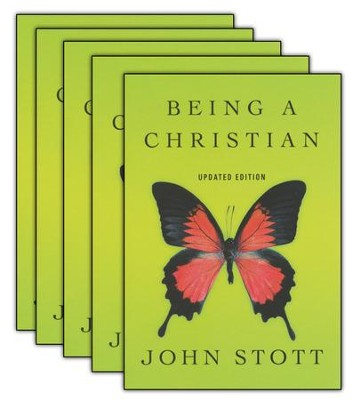 Being a Christian Updated Edition, 5-pack  -     By: John Stott