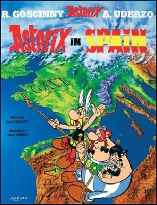 Asterix in Spain  -     By: Rene Goscinny, Albert Uderzo