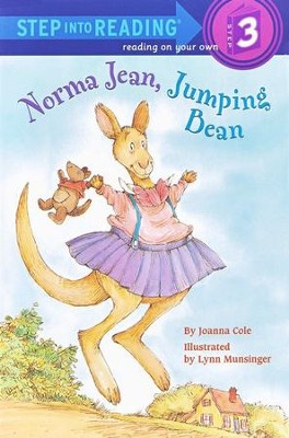 Step Into Reading, Level 3: Norma Jean, Jumping Bean   -     By: Joanna Cole