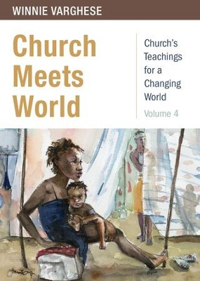 Church Meets World - eBook  -     By: Winnie Varghese