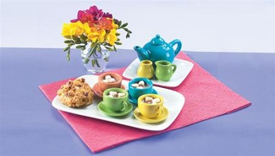 It's A Party Tea Set  -