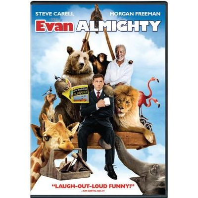 Evan Almighty DVD  -