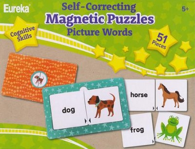 Self-Correcting Magnetic Puzzle   -